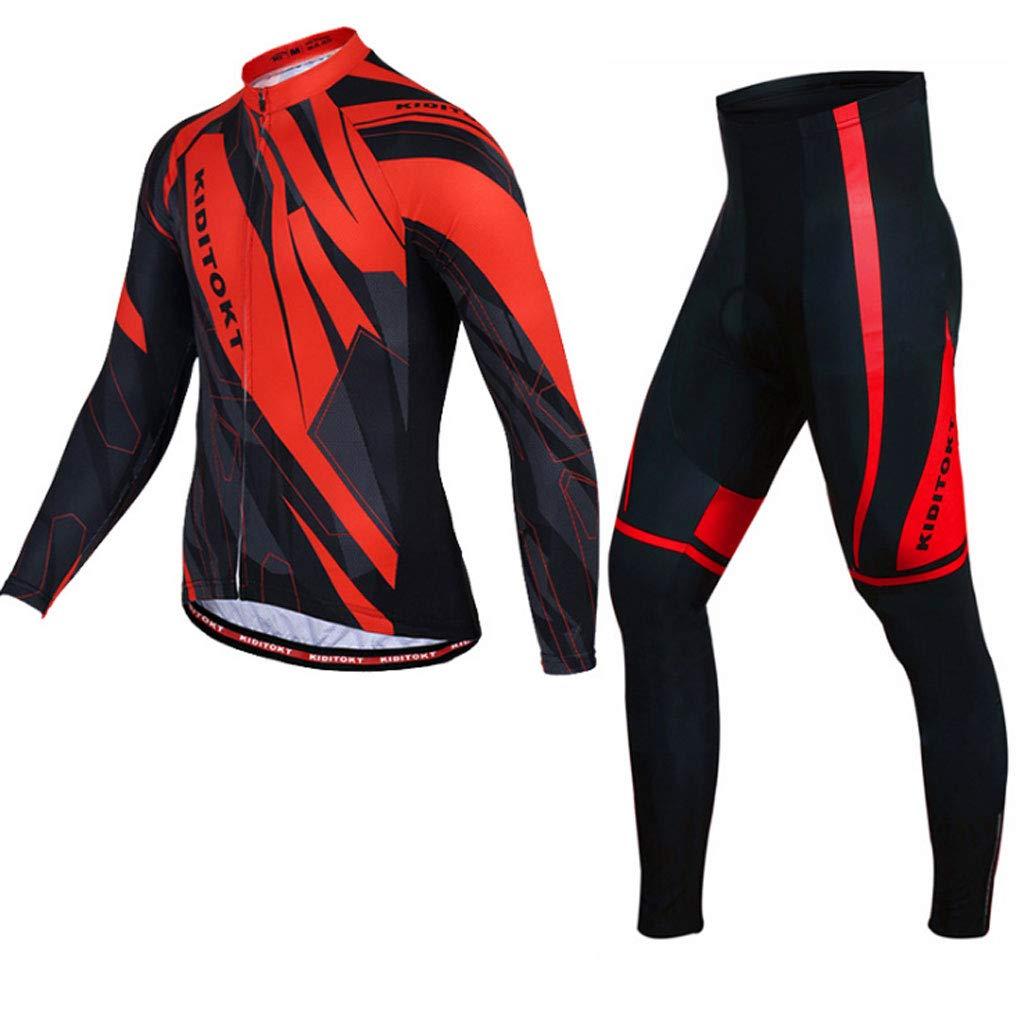Lilongjiao Radfahren Anzüge Männer Und Frauen Frühling Und Herbst Straße Mountainbike REIT Shirt langärmelige Hosen Radfahren Anzug Sportswear