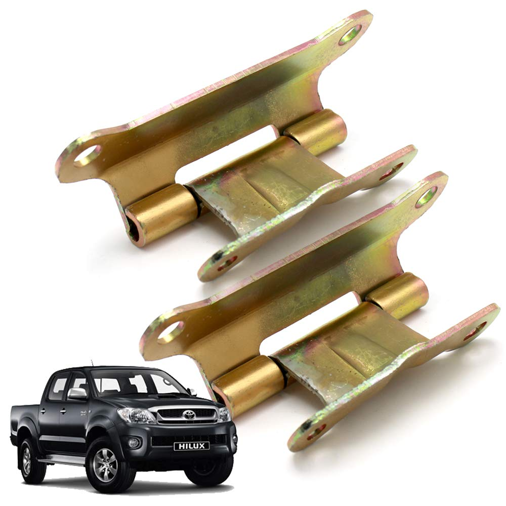 Nonstops Hinge Assy Rear Door Tail Gate 2 Pc Fits Toyota Hilux Vigo Sr5 Pickup 2005 2013 by Nonstops
