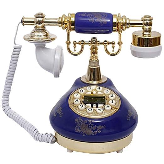 TeléFono Retro, Tocadiscos Europeo TeléFono Fijo/Vintage ...