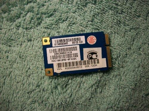 Toshiba A135 WIFI Wireless Card AR5BXB61 PA3501U-1MPC