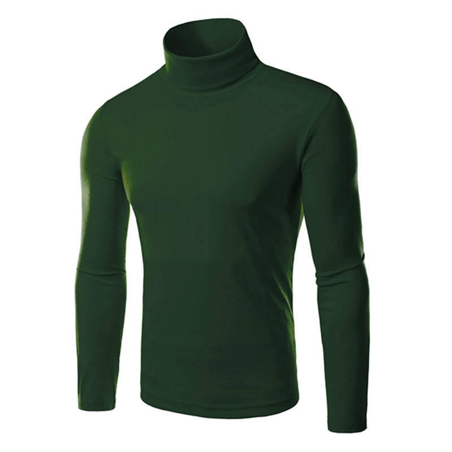 Gome z Mens Sweaters and Pullovers Men Turtle Neck Brand Sweater Male Outerwear