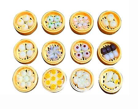 Set de 12 Preciosos imanes de Nevera Refresco de Vapor de Gel de ...