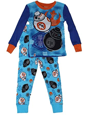 Lego Star Wars BB-8 Boys Cotton Pajamas 4-10 (4)
