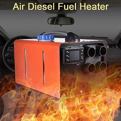 Calentador diésel 12V 5KW Calentador diésel de aire para automóvil ...