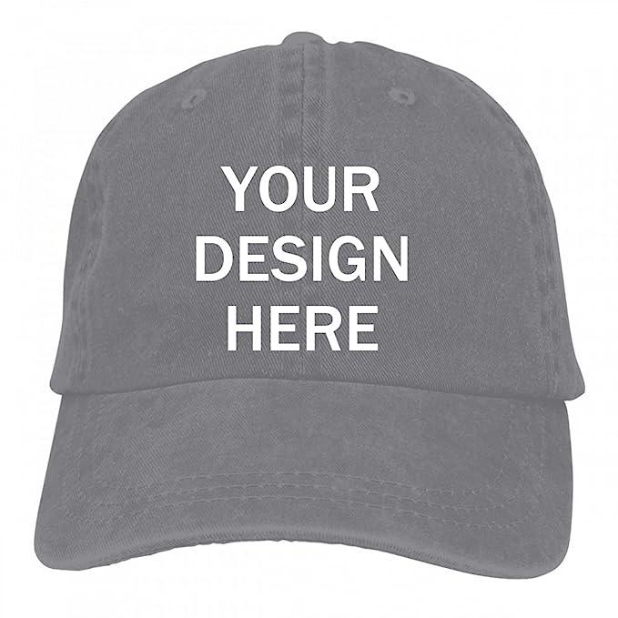 Custom Cotton Vintage Washed Baseball Cap For Men Classic Adjustable Plain  Hat 7e39d2528835