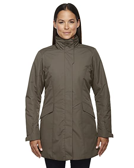 North End Womens Promote Insulated Car Jacket 78210