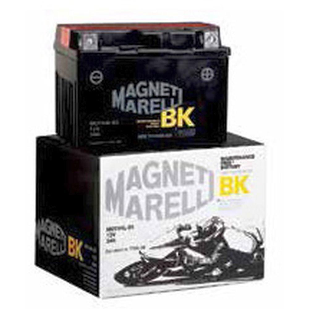 MOT14B-BS//395 MAGNETI MARELLI Bateria moto sin mantenimiento YT14B-BS