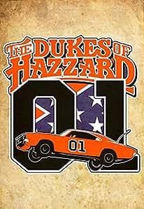 Amazon.com: Dukes of Hazzard Wall Art 002 Collectors 13x19