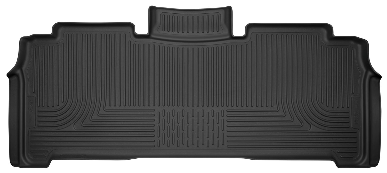 Husky Liners 52371 Black 2nd Seat Floor Liners Fits 17-17 Pacifica