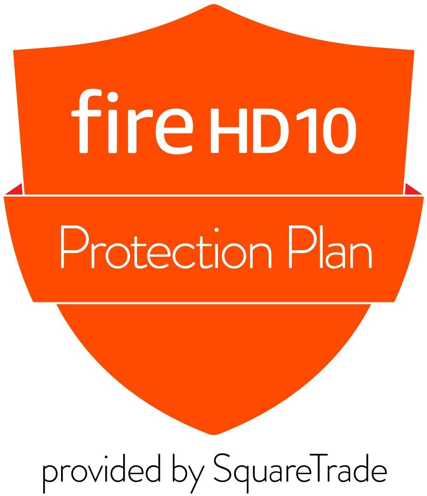 2-Year Accident Protection Plan for All New Fire HD 10 (9th generation)