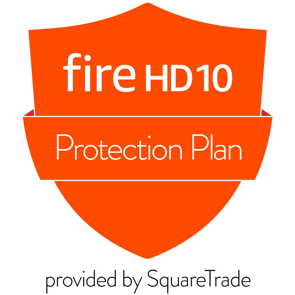 3-Year Protection Plan plus Accident Protection for Fire HD 10 Tablet (2017 release, delivered via e-mail)