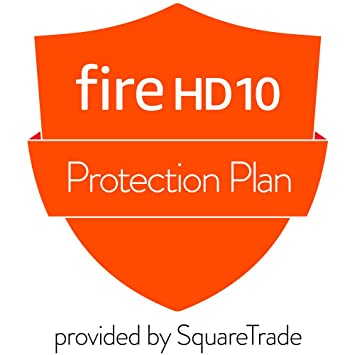 amazon com 3 year accident protection for fire hd 10 tablet 2017