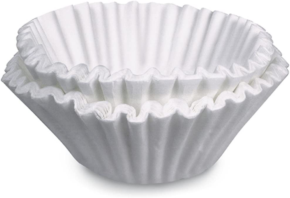 Bunn 20115.0000 12-Cup Paper Coffee Filters - 2/500 pk. bags