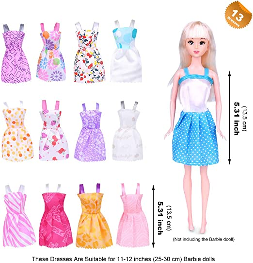4 Pcs Set Fashion Doll Clothes//Outfit Clothes+bag+shoes For 11.5in.Doll C55