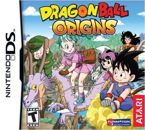 [Dragon Ball: Origins - Nintendo DS] (Nintendo Ds Dragon Ball)