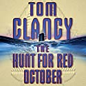 The Hunt for Red October Audiobook by Tom Clancy Narrated by Lance C Fuller