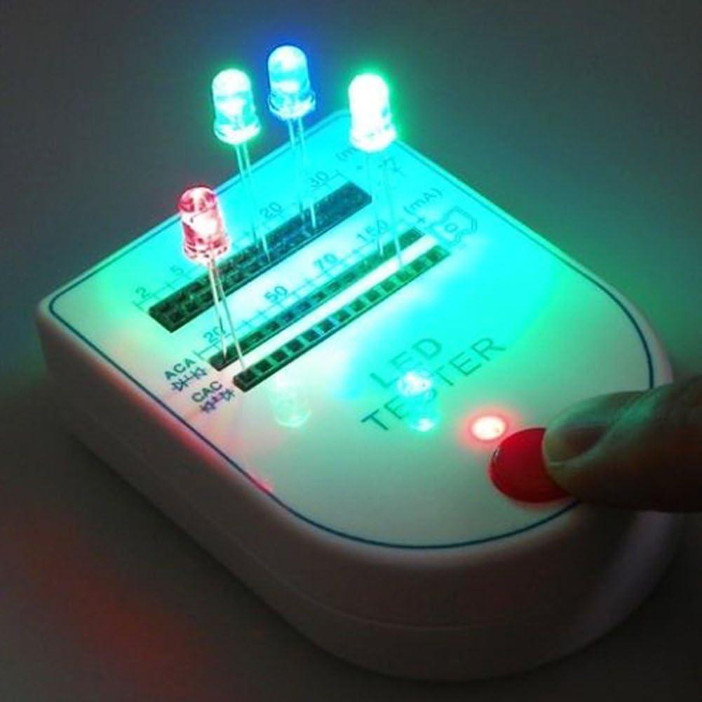 !LED Tester Box Mini Light-emitting Diode Piranha tester BOX 2~150mA ESha