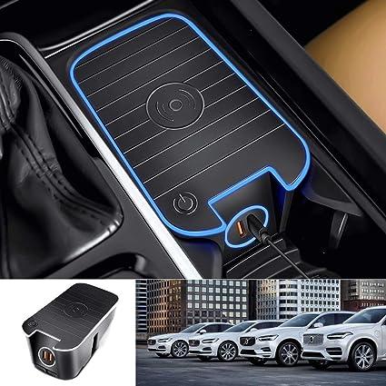 Amazon.com: Premis - Cargador de coche inalámbrico para ...
