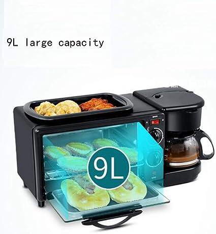 Amazon.com: Estación de desayuno retro 3 en 1 de tamaño ...