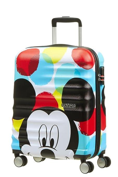 American Tourister Tourister - Disney Wavebreaker Spinner 55 20 2.6 KG  Children s Luggage 33d44ef735e