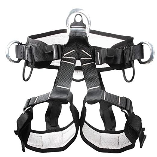 Amazon Com Ttyy Rock Climbing Seat Belts Profession Rescue Aerial