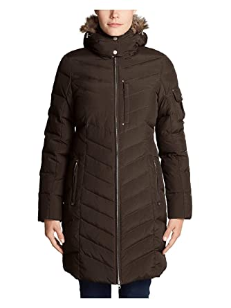 e412e8a4d9228 Amazon.com  Eddie Bauer Women s Sun Valley Down Parka  Clothing