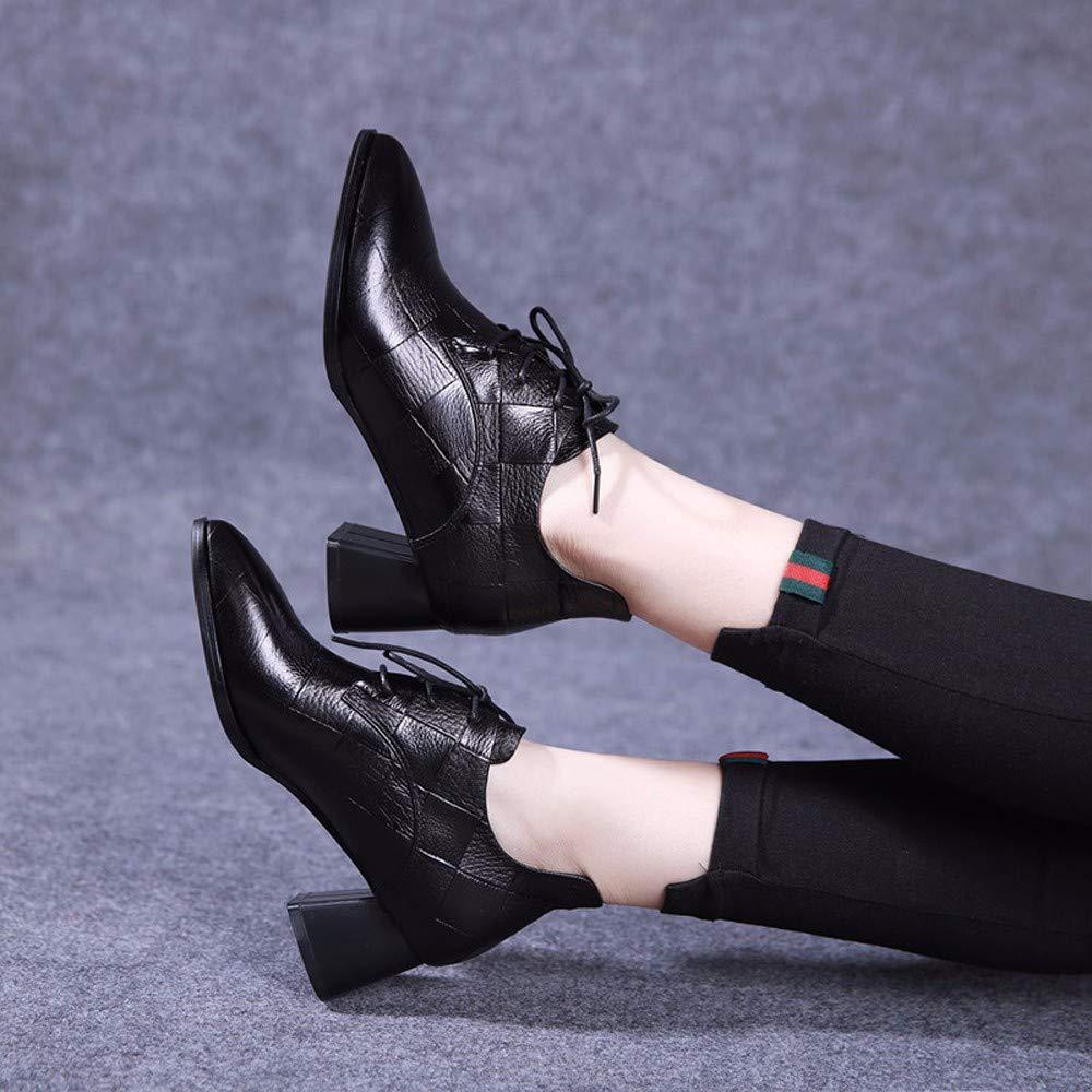 KOKQSX-Damen - Stiefel Leder warm Moderne Moderne Moderne komfortable Leder Schuhe. 64187c