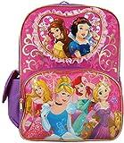 "Disney Princess 16"" Large Backpack"