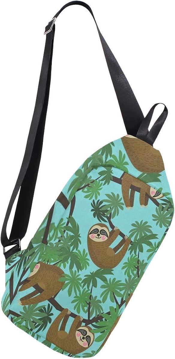 Sling Bag Cute Alpacas...