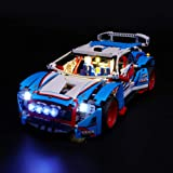 Lightailing Light Set for (Technic Rally Car) Building Blocks Model - Led Light kit Compatible with Lego 42077(NOT Included T
