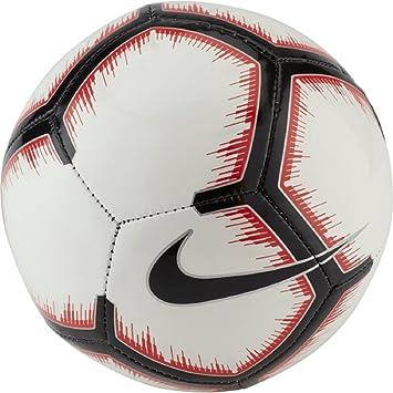 cheap for discount 57501 02fc8 Nike NK Skls-Fa18 Ballon de Football Mixte Adulte, Blanc Bright Crimson