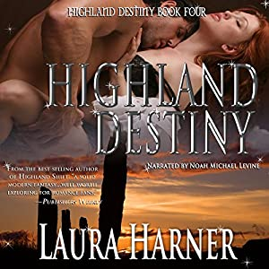Highland Destiny Audiobook