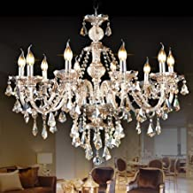 LightInTheBox Crystal Chandelier Candle Style Pendant Lights Modern/Contemporary / Traditional Ceiling Lighting Fixture