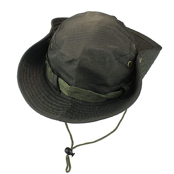 Yasminey Cappello Da Uomo Cappello Da Uomo Da Cappello Protezione Sole Da  Chic Giovane Campeggio Cappello Da Pesca Cappello Da Caccia Cappello Da  Trekking ... 2ce5031c0a68