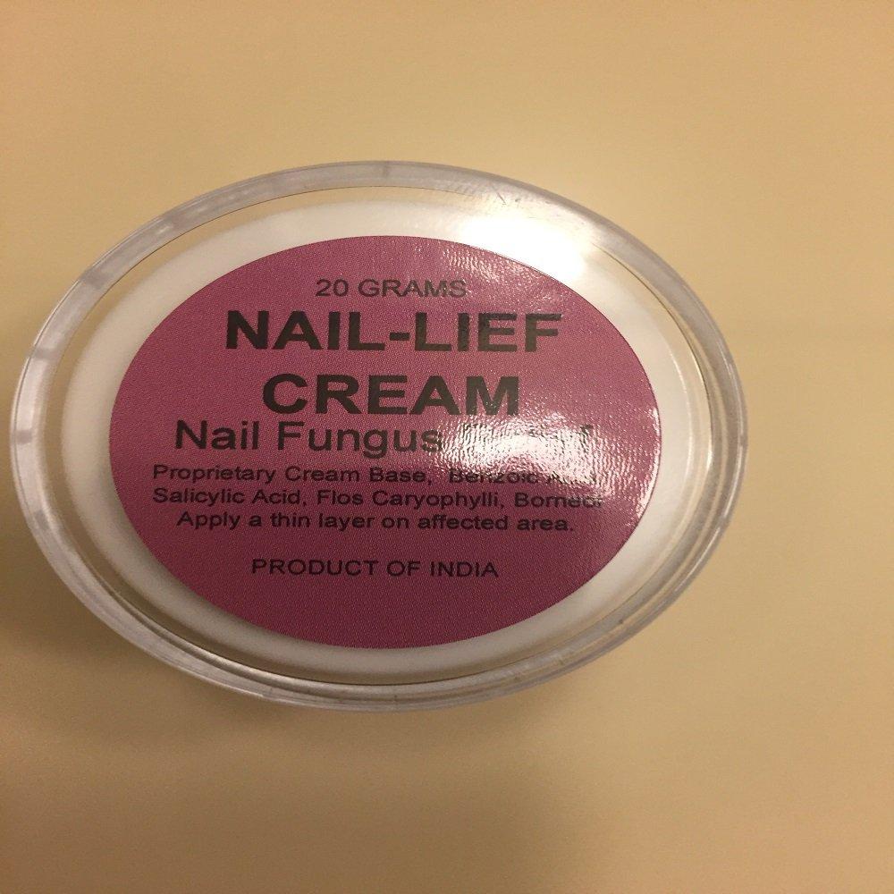 Nail-Lief Nail Fungus Relief 20 Grams by Nail-Lief