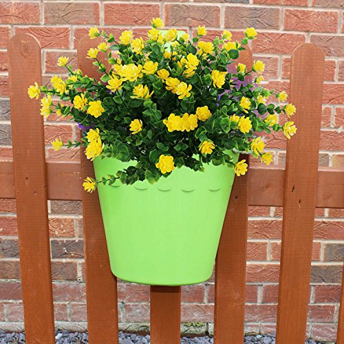 E Hand Artificial Outdoor Flowers Plants Uv Resistant Fake Import