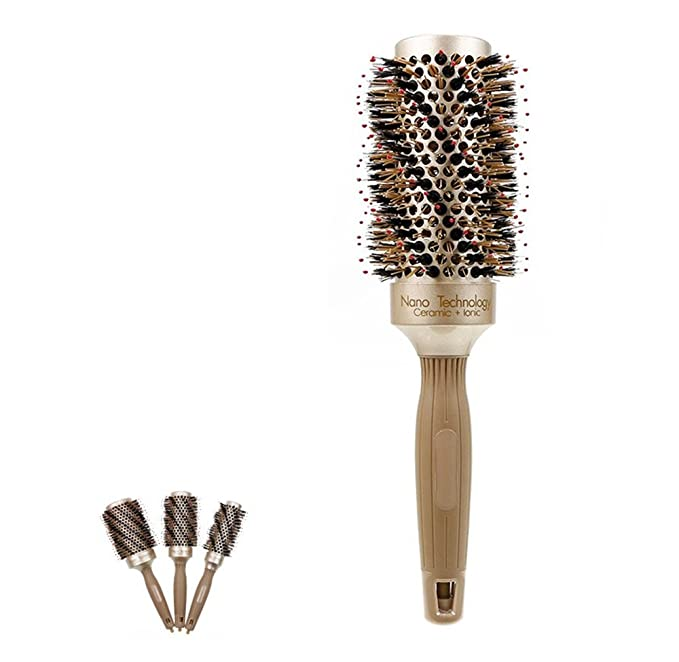 The 8 best round brush for short fine hair