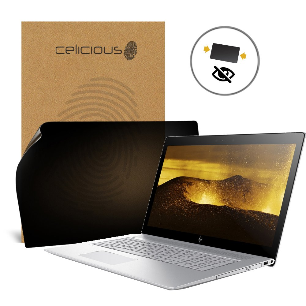 Celicious Privacy 2-Way Anti-Spy Filter Screen Protector Film Compatible with HP Envy 17 AE102NA