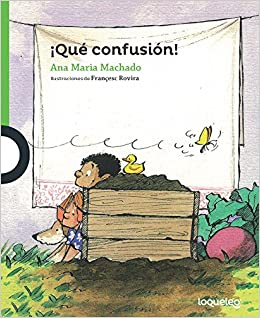 Qué confusión! / What a Mess! (Spanish Edition) (Serie Verde): Ana ...