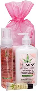 product image for Hempz PINK POMELO & HIMALAYAN SEA SALT GIFT SET - 3 Piece Set