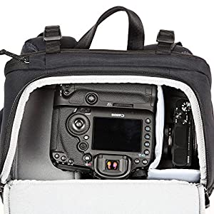 "Sirui UrbanPro 15 Multi-Purpose Photo Backpack for DSLR Camera and 15"" MacBook Pro, Black"