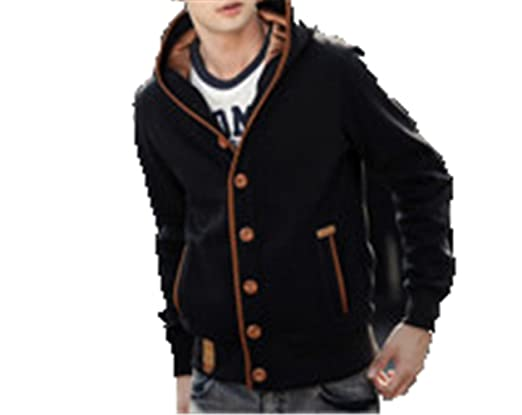 Ganxinnan Fleece-Outerwear-jacketsJaqueta Masculina Casaco Chaqueta Hombre Moleton Hoodies Top ZHZ1898 at Amazon Mens Clothing store: