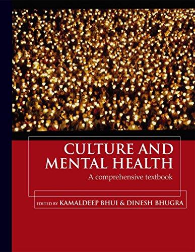 Download Culture and Mental Health: A comprehensive textbook (Hodder Arnold Publication) Pdf