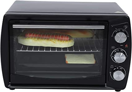 Mini horno eléctrico 20L, pequeño horno eléctrico para tartas ...