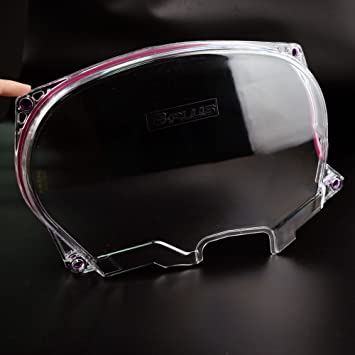 Transparent Gear Cam Timing Belt Cover For Mitsubishi Eclipse DSM  RVR EVO 4G63