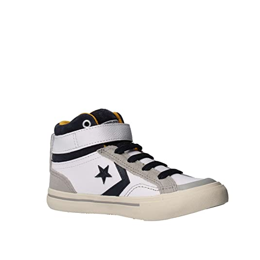 1f34ab5fe Converse Unisex Kids  Lifestyle Pro Blaze Strap Hi Low-Top Sneakers   Amazon.co.uk  Shoes   Bags