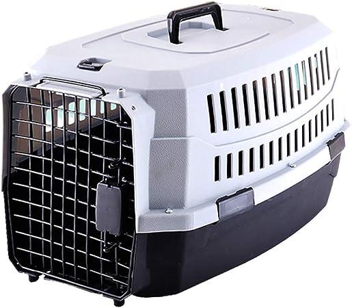 Pet supplies Caja de Transporte para Mascotas - para Transporte de Animales Vivos, Transpirable, portátil, transportadora de Viaje para Perros/Gatos / Cachorros, 5 Tallas Opcionales: Amazon.es: Hogar