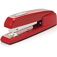 Swingline Stapler, Conic Desktop Stapler, 25 Sheet Capacity Pack of 1 Rio Red