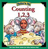 Picture Me Counting 1,2,3, Deborah D'Andrea, 157151581X