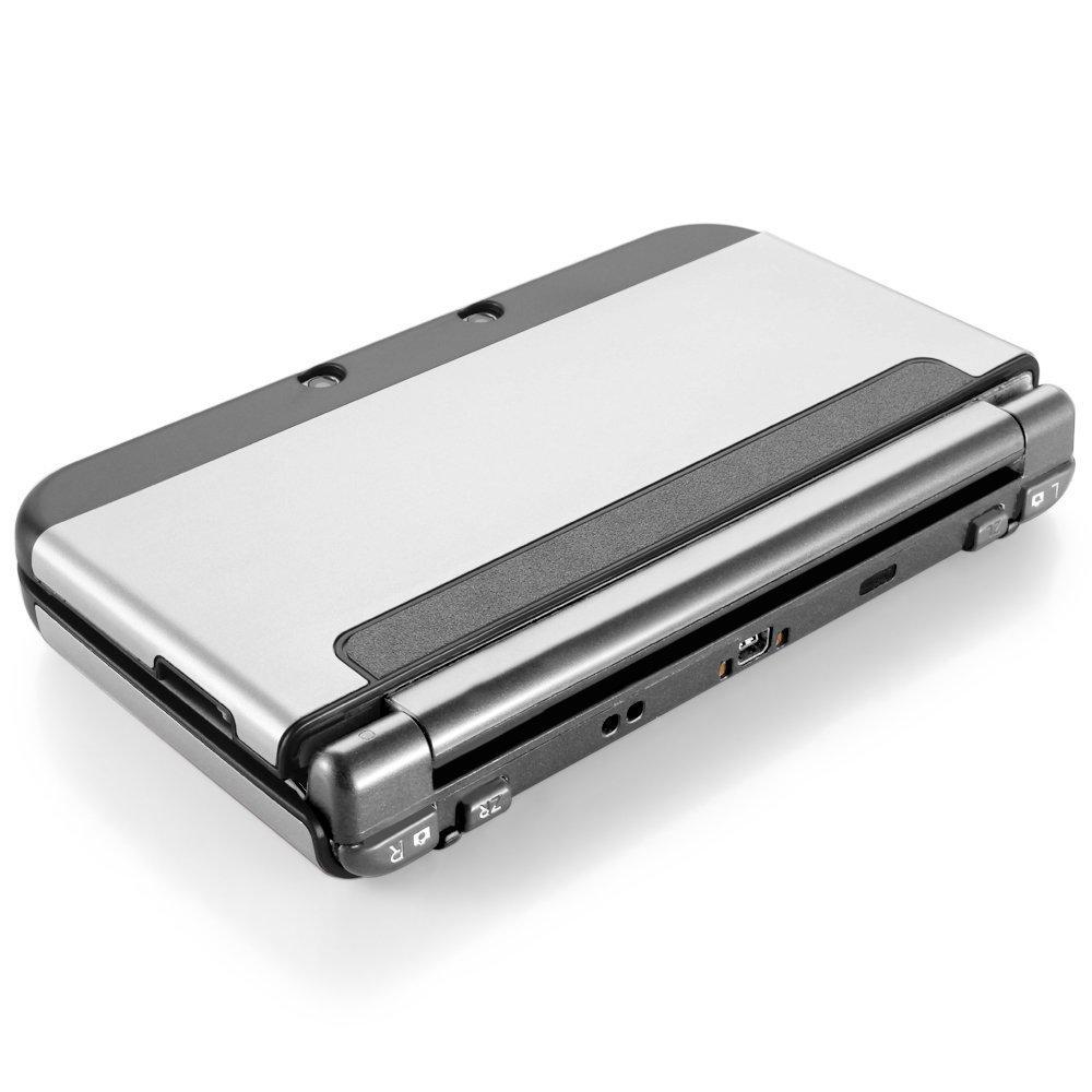 Amazon.com: New 3DS Caso – mifavor plástico aluminio Full ...